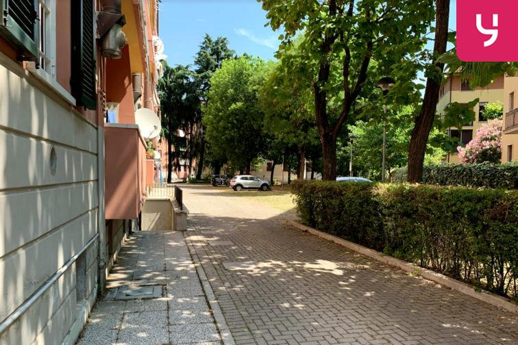 Parcheggio Bologna - Giardino Parker-Lennon via Vezza 10