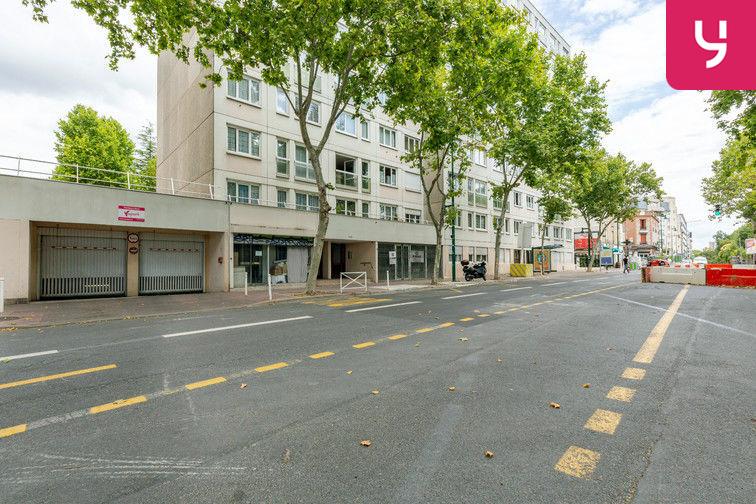 Parking Métro Châtillon Montrouge (place moto) location mensuelle
