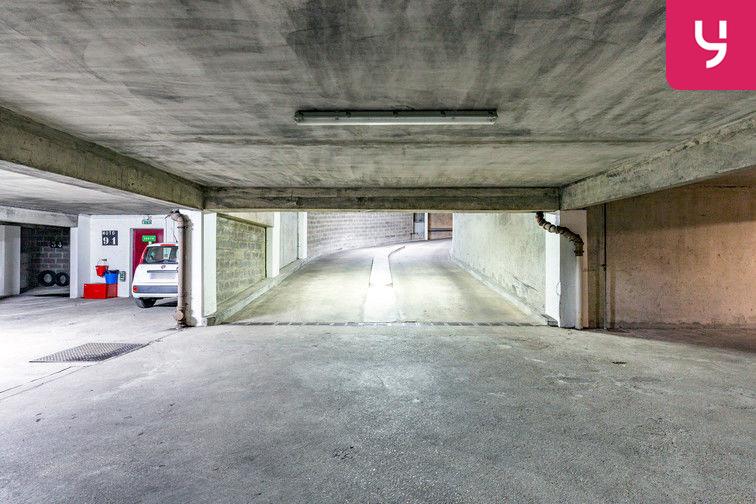 Parking Métro Châtillon Montrouge (place moto) en location