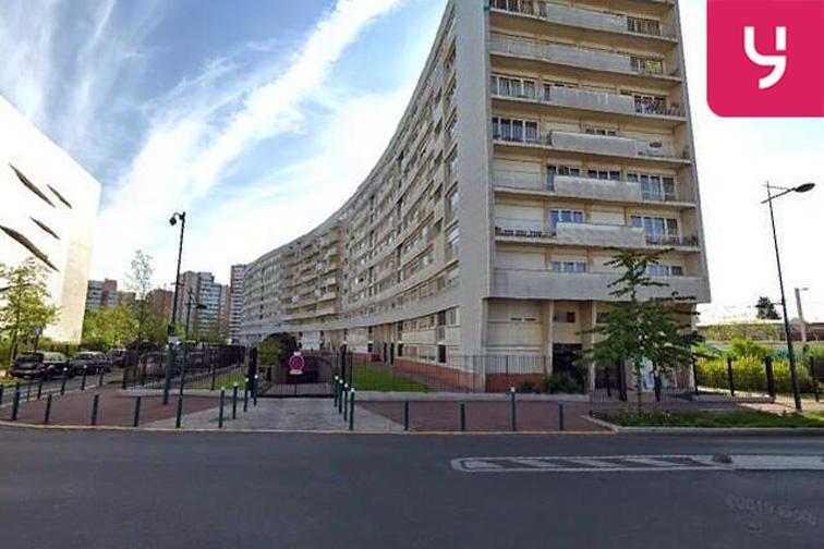 Parking Arrêt Le Luth - Gennevilliers garage