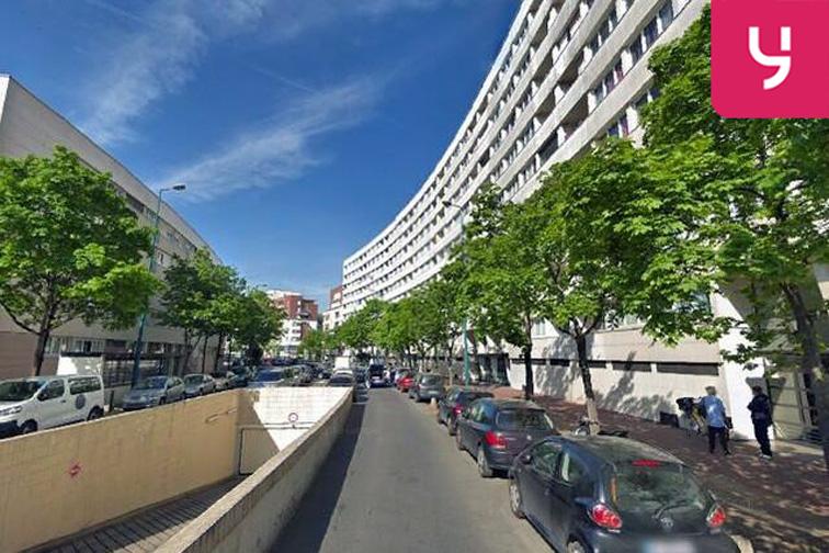 location parking Arrêt Le Luth - Gennevilliers