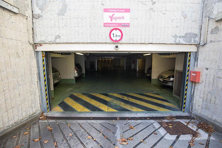 Parking Arrêt Le Luth - Gennevilliers sécurisé