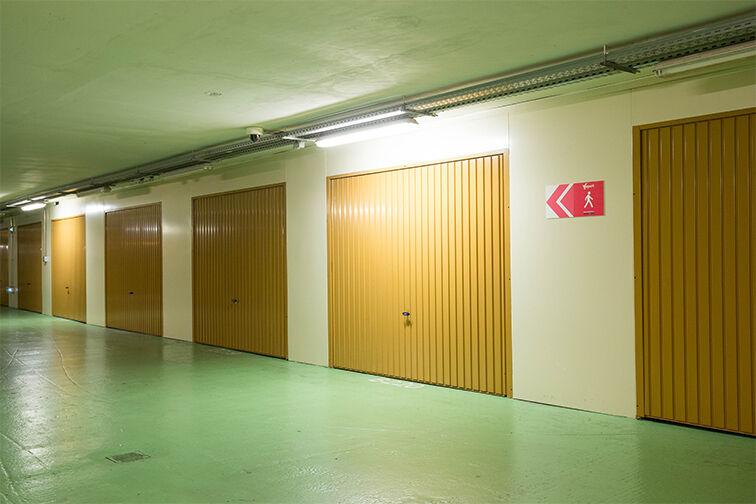 Parking Arrêt Le Luth - Gennevilliers Gennevilliers