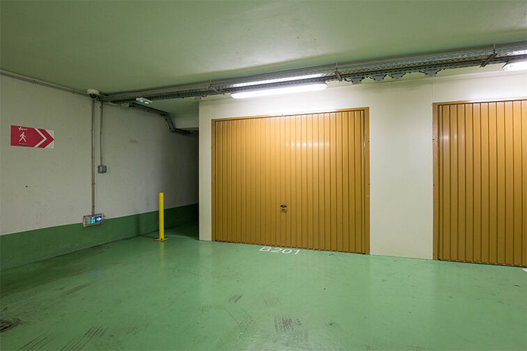 Parking Arrêt Le Luth - Gennevilliers souterrain