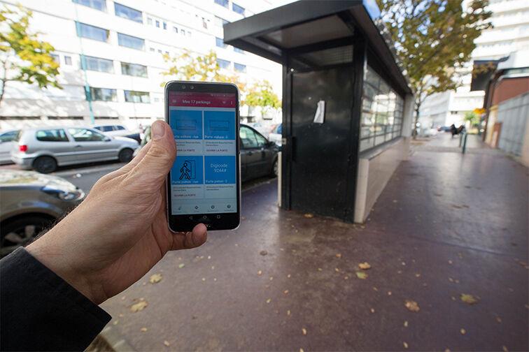 Parking Arrêt Le Luth - Gennevilliers pas cher