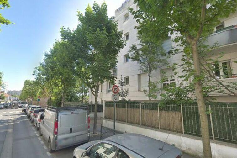 Parking Les Agnettes - avenue Molière - Asnières-sur-Seine sécurisé