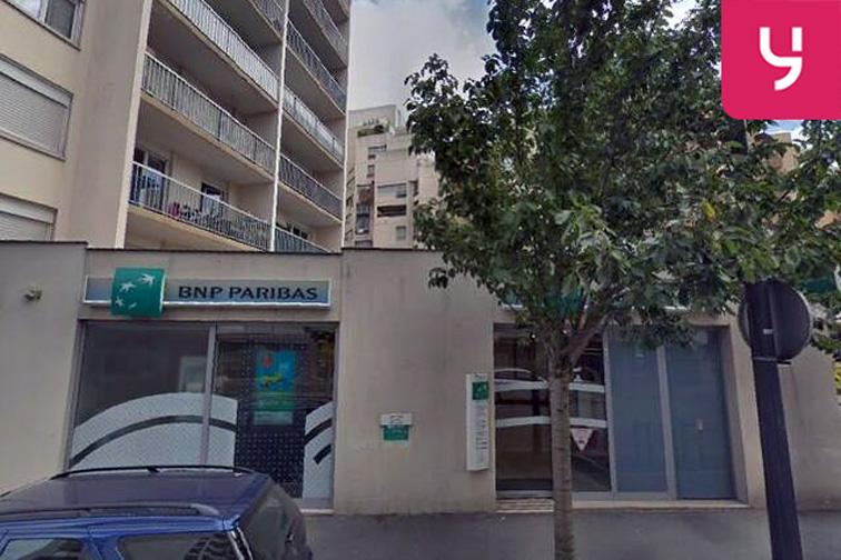 Parking Conservatoire de Vanves souterrain
