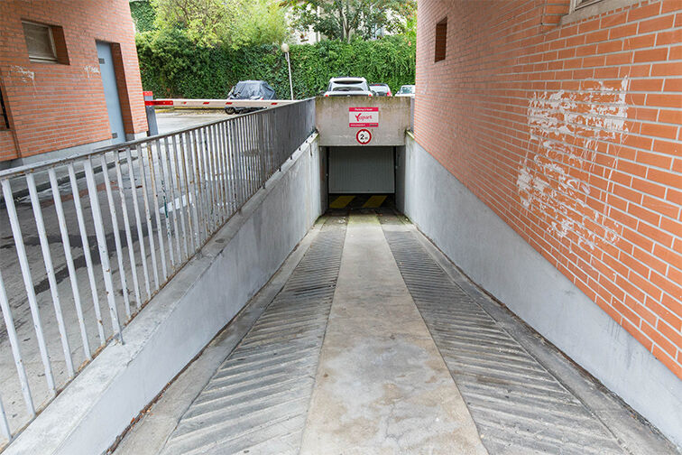 Parking Cimetière de Vanves - rue Sadi Carnot - Vanves souterrain