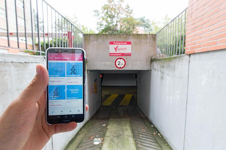 Parking Cimetière de Vanves - rue Sadi Carnot - Vanves garage