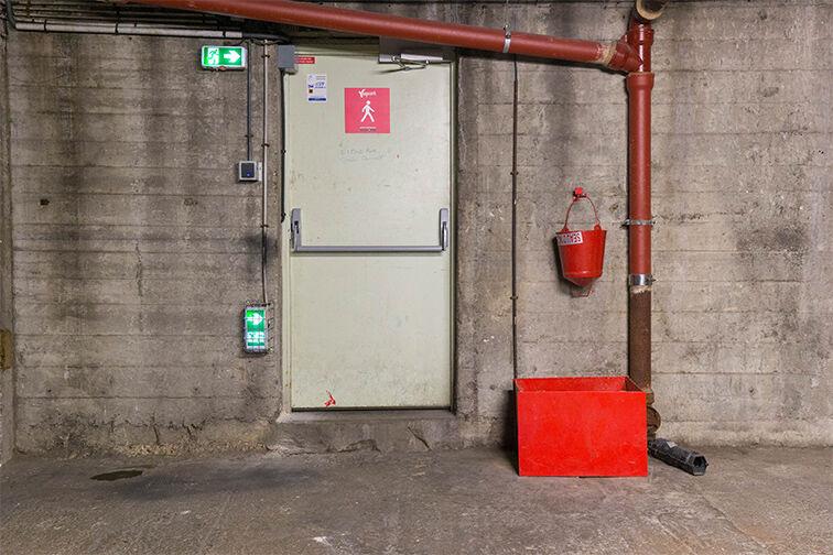 Parking Cimetière de Vanves - rue Sadi Carnot - Vanves gardien