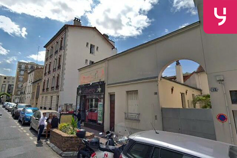 Parking Rue Jean Jaurès - Vanves 92170