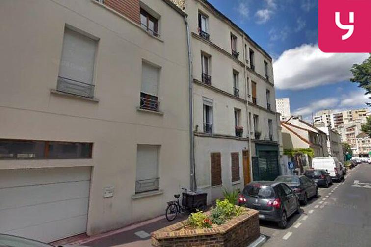Parking Rue Jean Jaurès - Vanves sécurisé