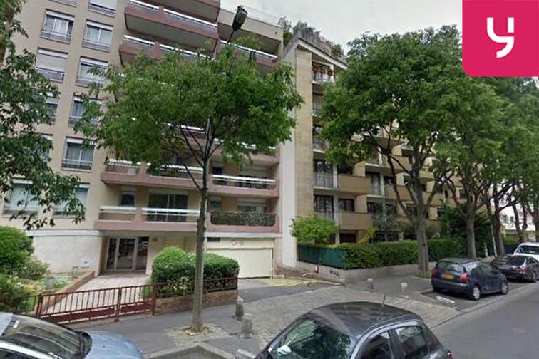 location parking Hôtel de Ville - rue Carle Hébert - Courbevoie