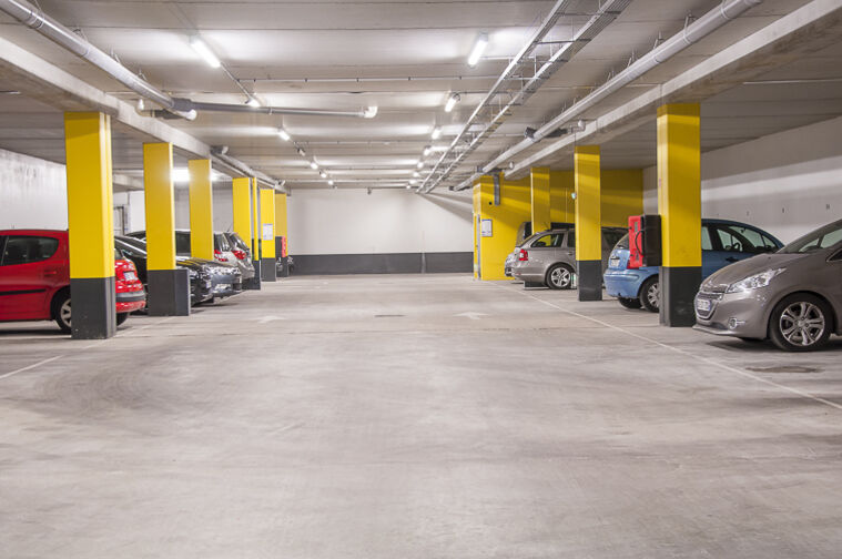 Parking Rue du Haut de la Noue - Villeneuve-la-Garenne box