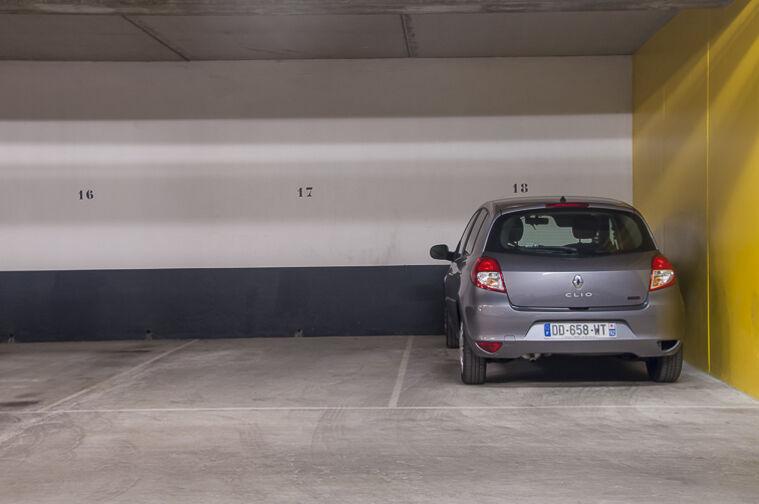 Parking Rue du Haut de la Noue - Villeneuve-la-Garenne 92390