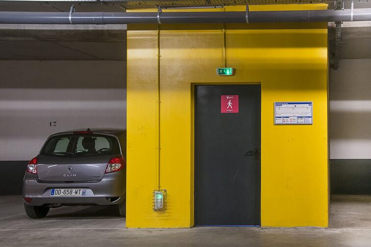 Parking Rue du Haut de la Noue - Villeneuve-la-Garenne 18 Avenue Jean Jaurès