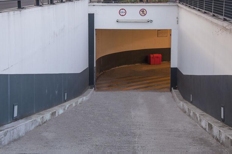 Parking Rue du Haut de la Noue - Villeneuve-la-Garenne sécurisé