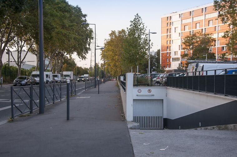 Parking Rue du Haut de la Noue - Villeneuve-la-Garenne souterrain
