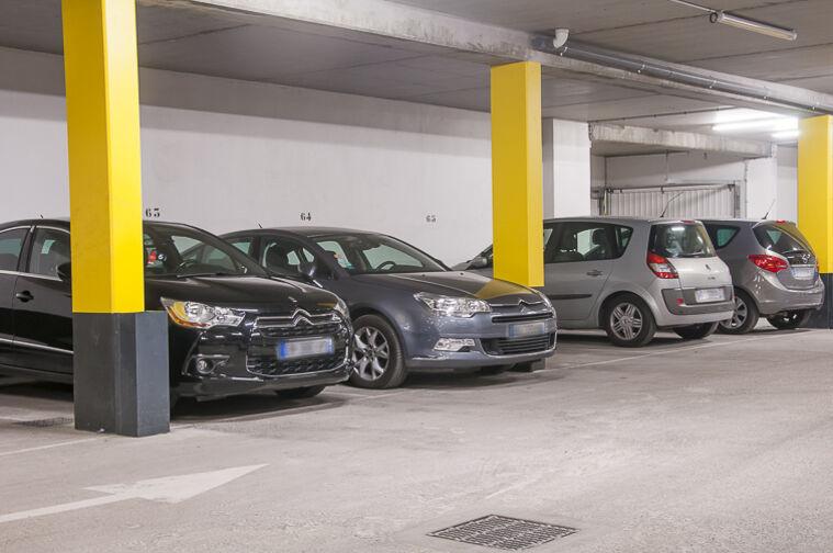Parking Rue du Haut de la Noue - Villeneuve-la-Garenne avis