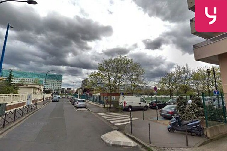Parking Rue Pierre Boudou - Asnières-sur-Seine sécurisé