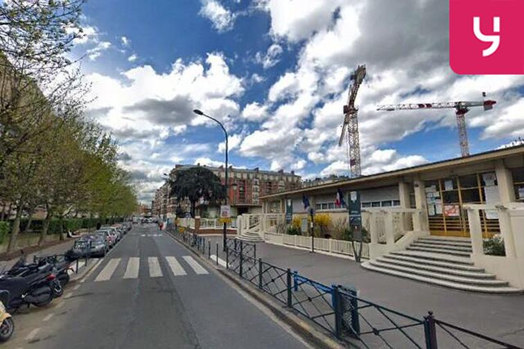 Parking Rue Pierre Boudou - Asnières-sur-Seine avis