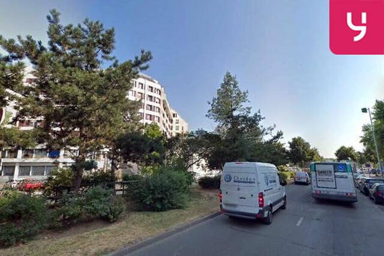location parking Gare de Noisy-le-Grand - Mont d'Est