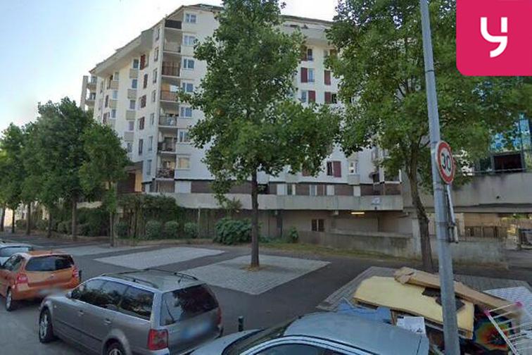 Parking Gare de Noisy-le-Grand - Mont d'Est sécurisé