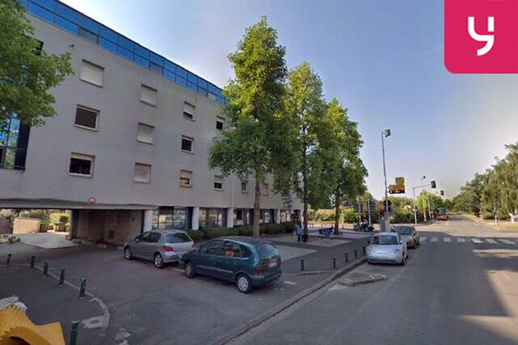 Parking Gare de Noisy-le-Grand - Mont d'Est Noisy-le-Grand