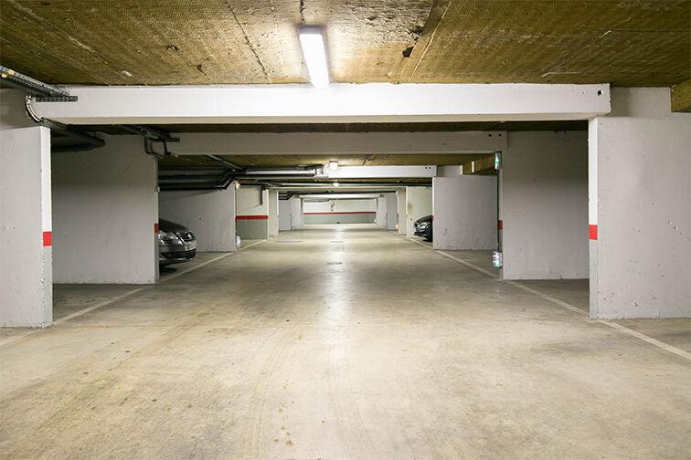 Parking Mairie de Lieusaint sécurisé