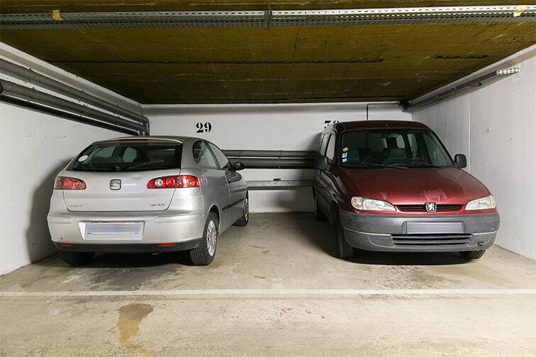Parking Mairie de Lieusaint à louer