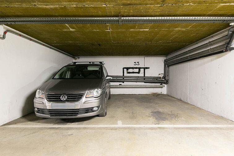 Parking Mairie de Lieusaint Lieusaint