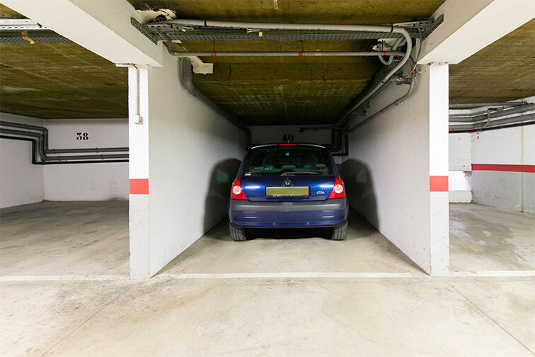 Parking Mairie de Lieusaint 77127