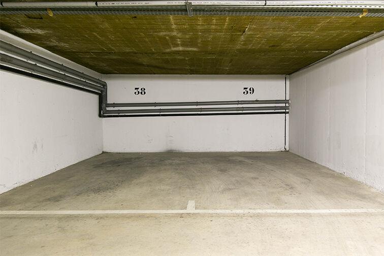 Parking Mairie de Lieusaint gardien