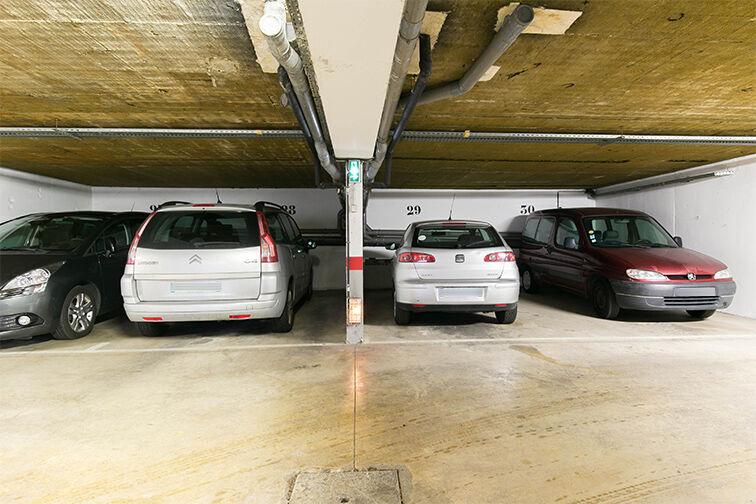 Parking Mairie de Lieusaint 24/24 7/7