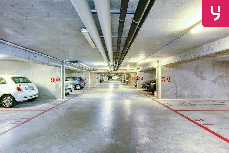 location parking Rue de la Montat - La Richelandière - Monplaisir - Saint-Etienne