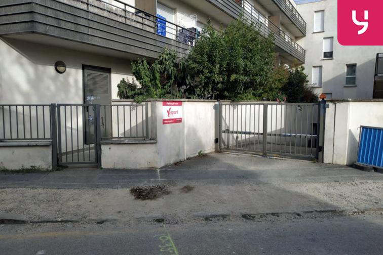 Location parking Médiathèque Romain-Rolland - Romainville