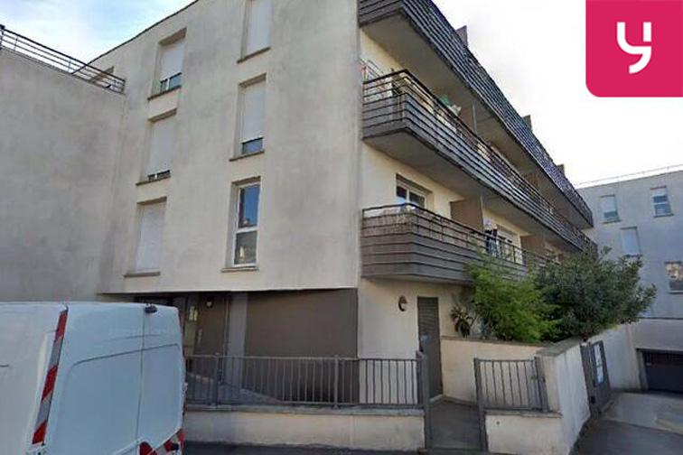 Parking Médiathèque Romain-Rolland - Romainville 103 rue Saint-Germain
