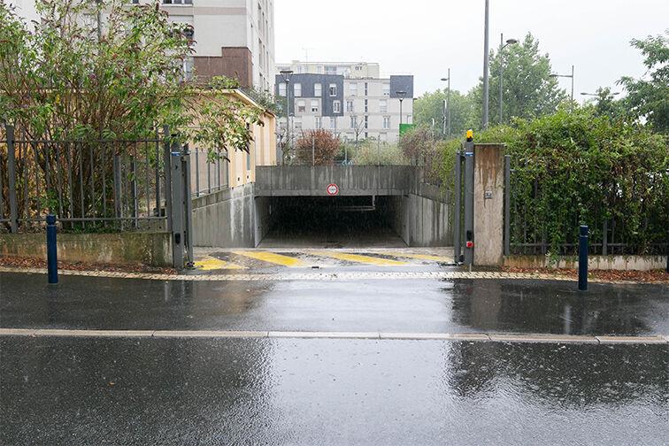 Parking Centre-ville - Dammarie-les-Lys (box) caméra