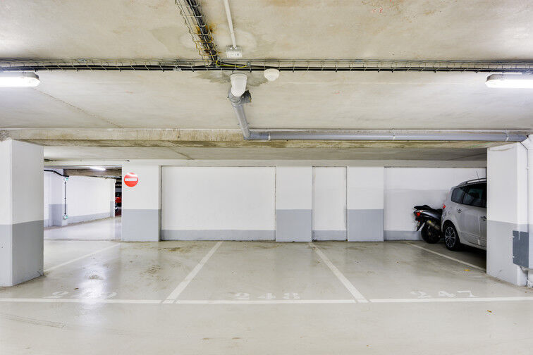 Parking Arrêt Inovel Parc Nord - Vélizy-Villacoublay caméra