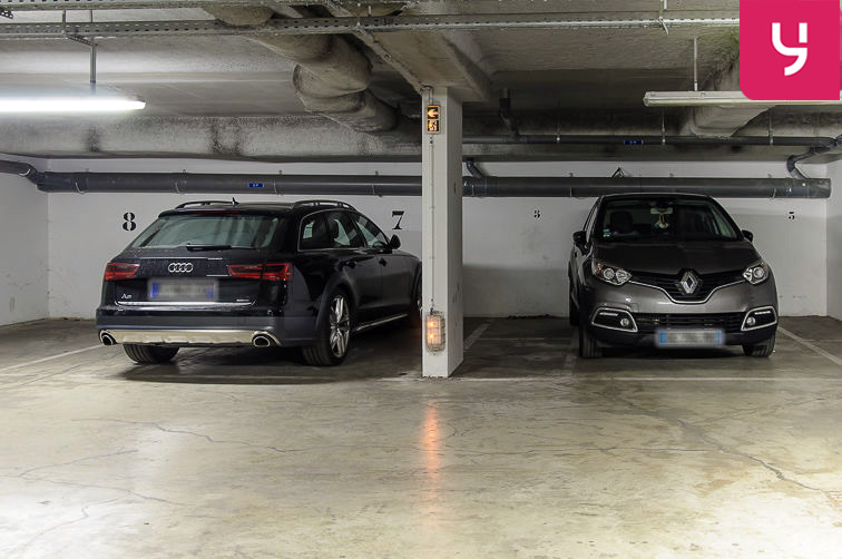 location parking Rue Paul Morin - Nanterre