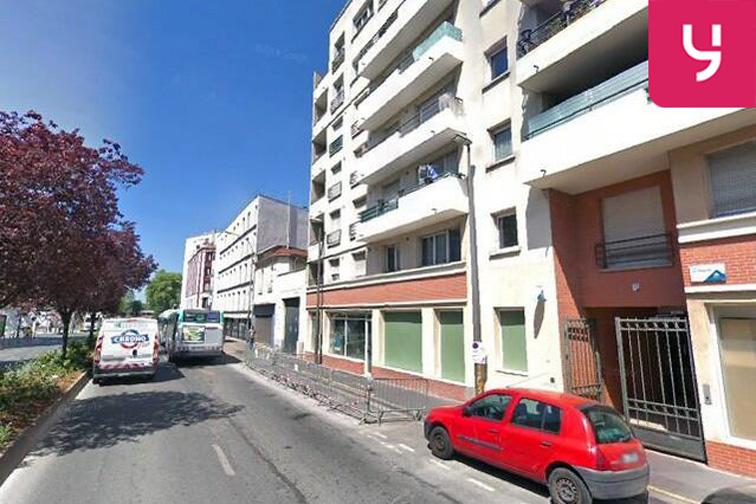Parking Mairie de Saint-Ouen - rue Albert Dhalenne - Saint-Ouen 93400