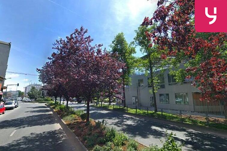 Parking Mairie de Saint-Ouen - rue Albert Dhalenne - Saint-Ouen sécurisé