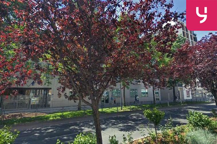 location parking Mairie de Saint-Ouen - rue Albert Dhalenne - Saint-Ouen