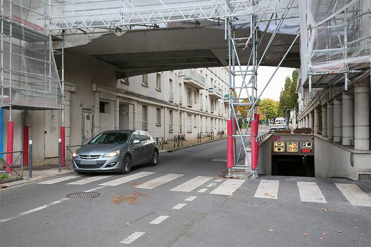 Parking Gare d'Argenteuil - Eaubonne Eaubonne