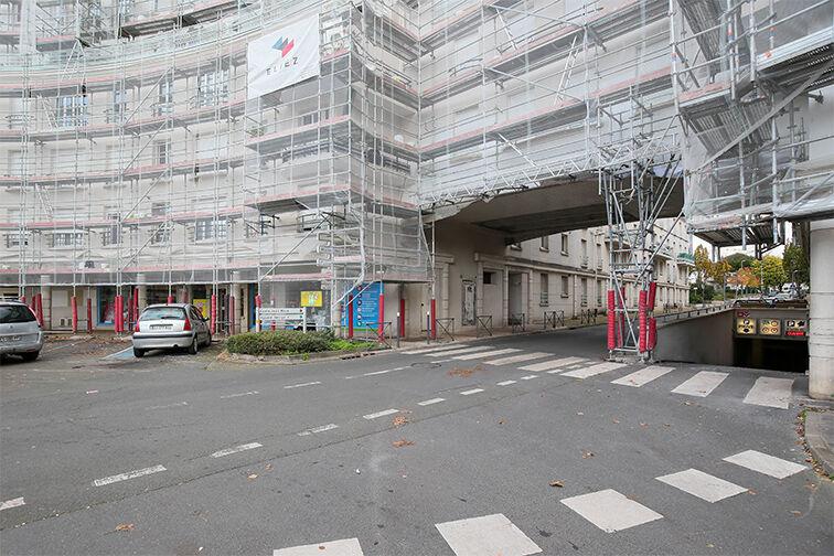Parking Gare d'Argenteuil - Eaubonne 2 rue George V