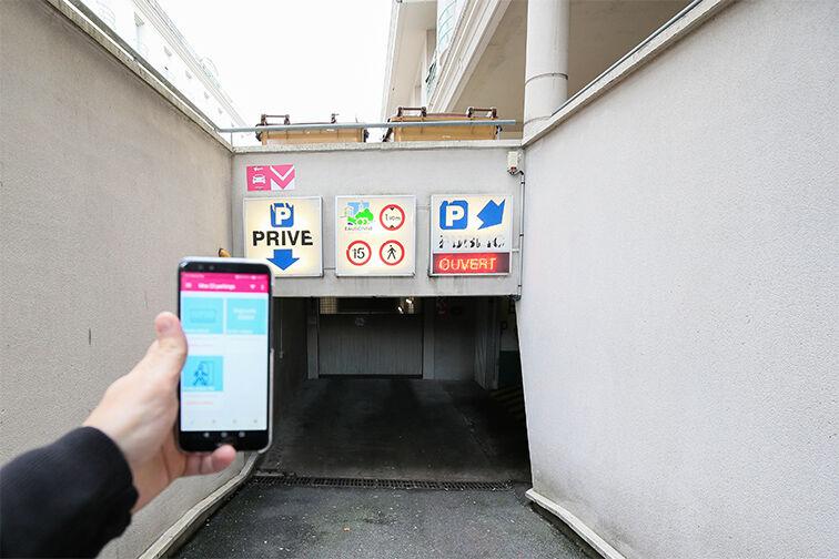 location parking Gare d'Argenteuil - Eaubonne