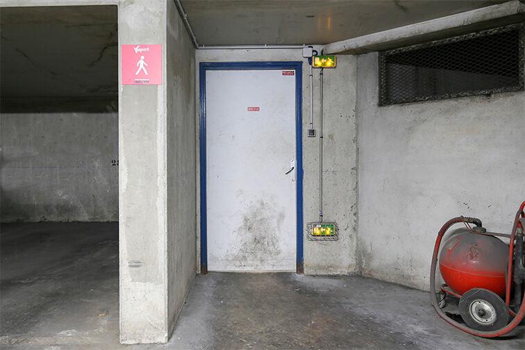 Parking Gare d'Argenteuil - Eaubonne box