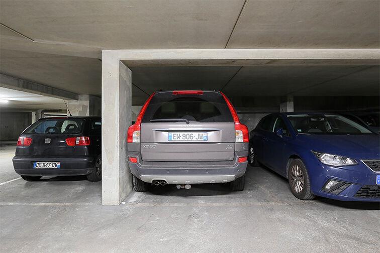 Parking Gare d'Argenteuil - Eaubonne 24/24 7/7
