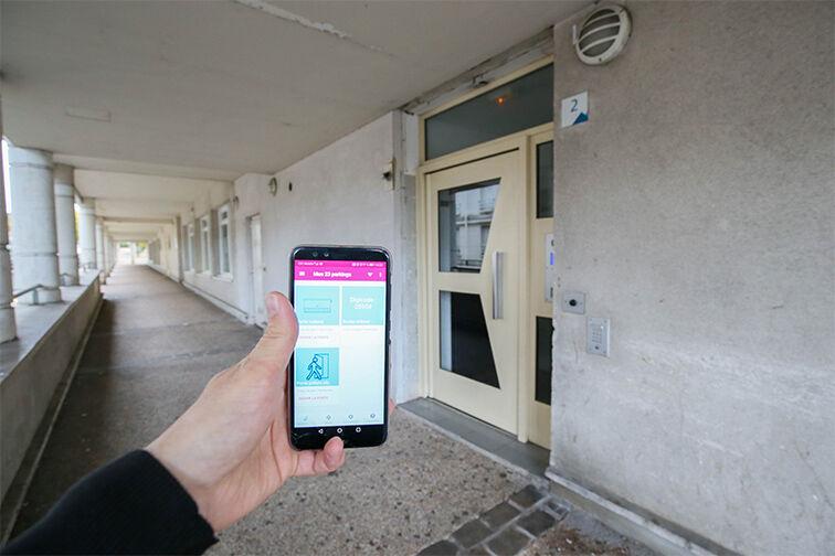 Parking Gare d'Argenteuil - Eaubonne sécurisé