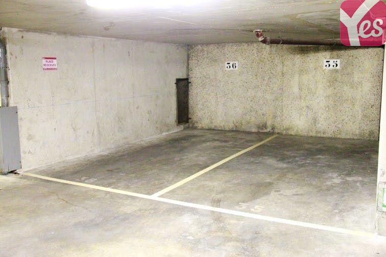 Parking Télégraphe 15 rue des Rigoles